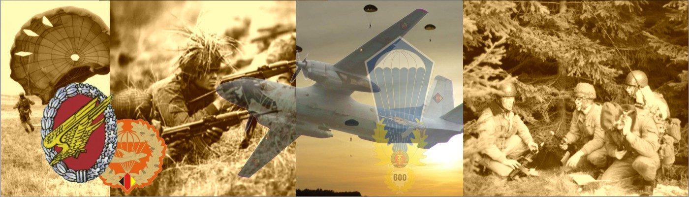 Kameradenkreis  Fallschirmjägerbataillon/ Luftsturmregiment-40
